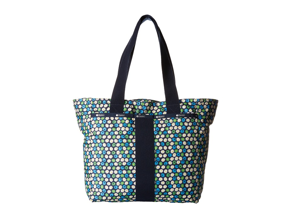 LeSportsac - Everyday Tote (Travel Daisy) Tote Handbags