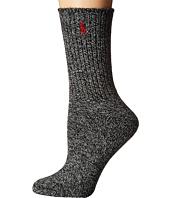 LAUREN Ralph Lauren - Cashmere Rag Boot Sock
