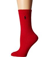 LAUREN Ralph Lauren - Cashmere Waffle Boot Sock