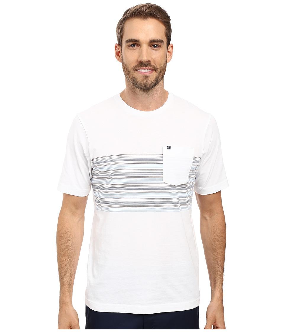 TravisMathew - Mondesi T-Shirt (White) Men