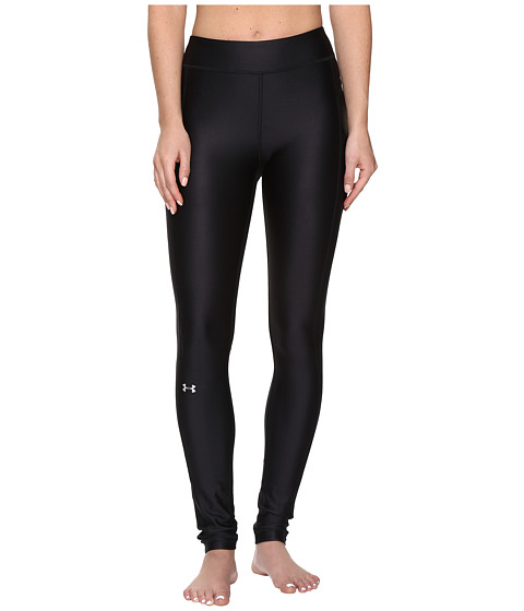 Under Armour UA HeatGear® Armour Leggings - Black/Black