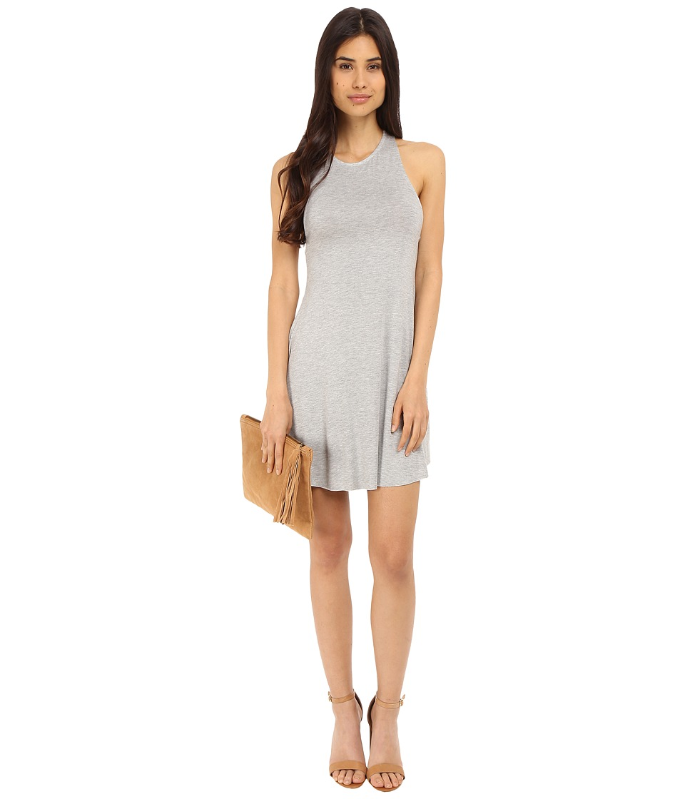 Clayton Journey Dress Heather Grey Womens Dress