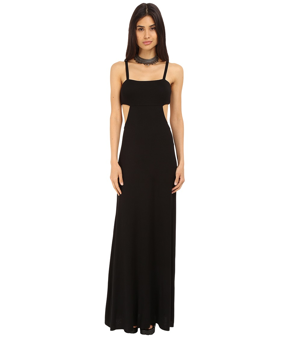 Clayton Tyler Dress Black Womens Dress