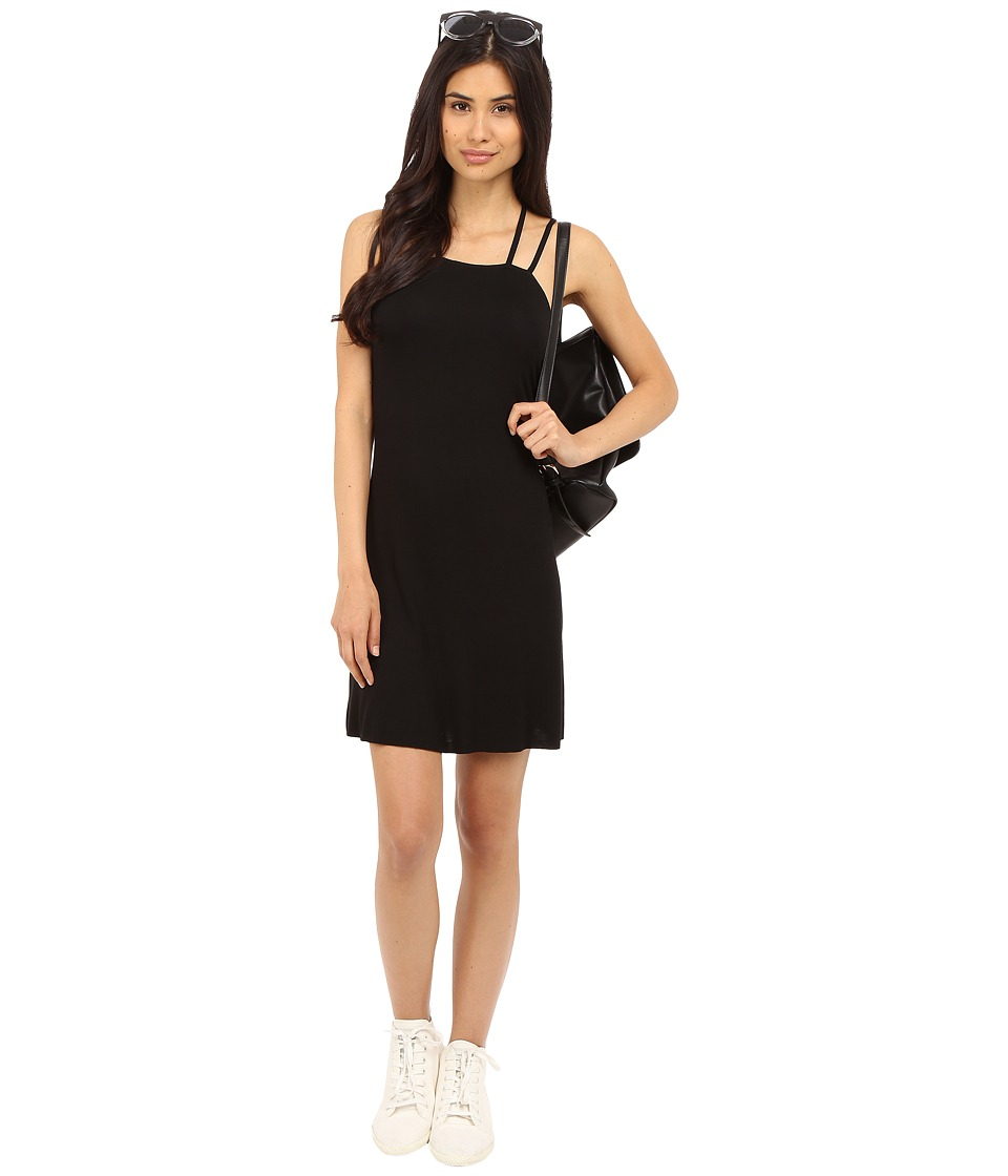 Clayton Libby Dress Black Womens Dress