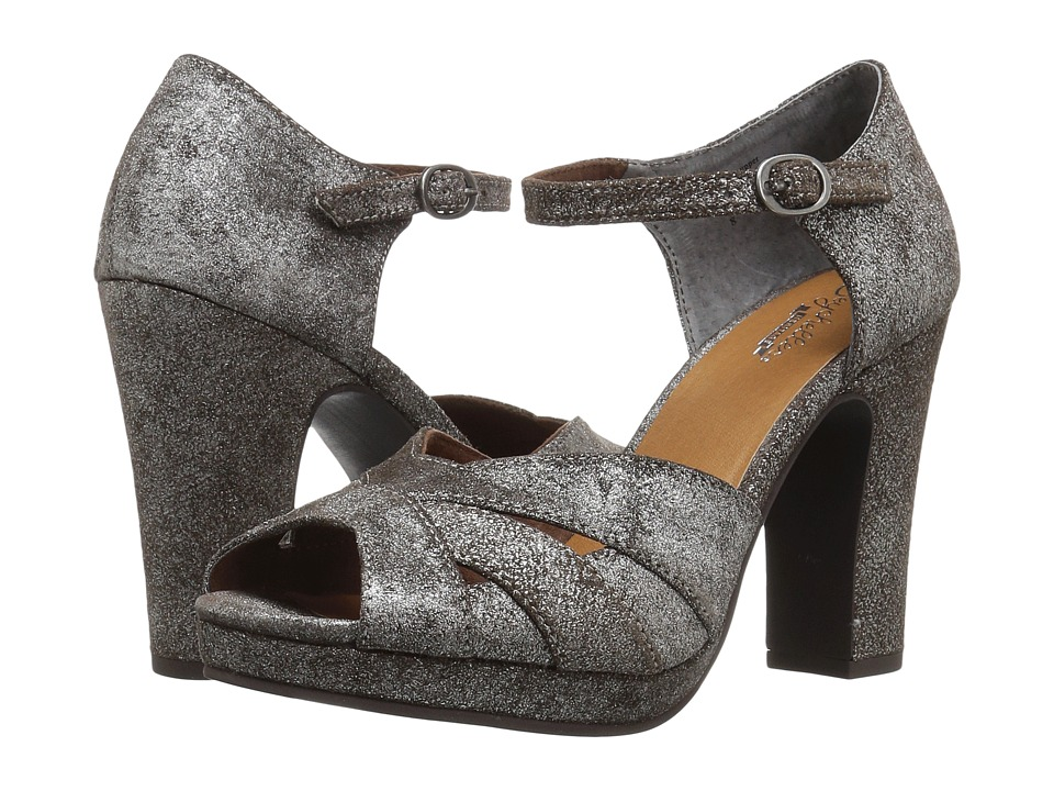 Seychelles Cast (Pewter Metallic) High Heels