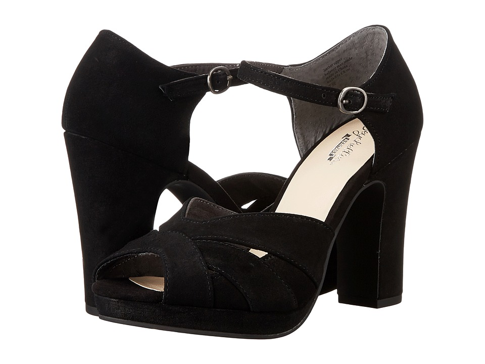 Seychelles Cast (Black) High Heels