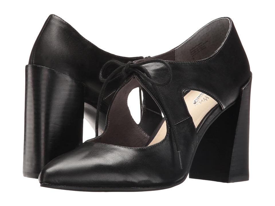 Seychelles Dole (Black Leather) High Heels