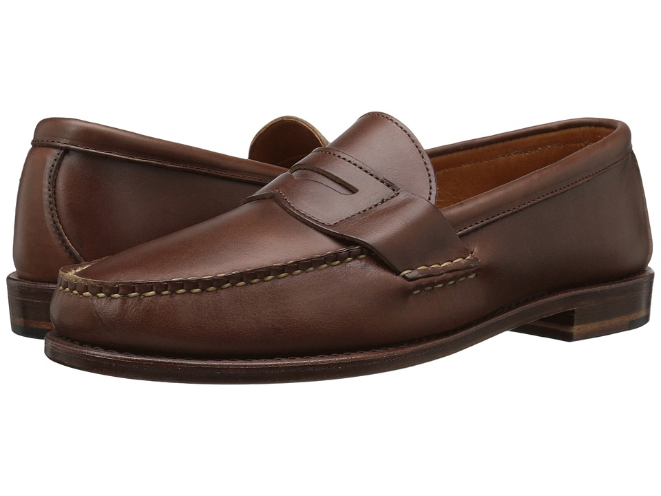 Cole Haan - Penny (Brown) Men's Slip on  Shoes