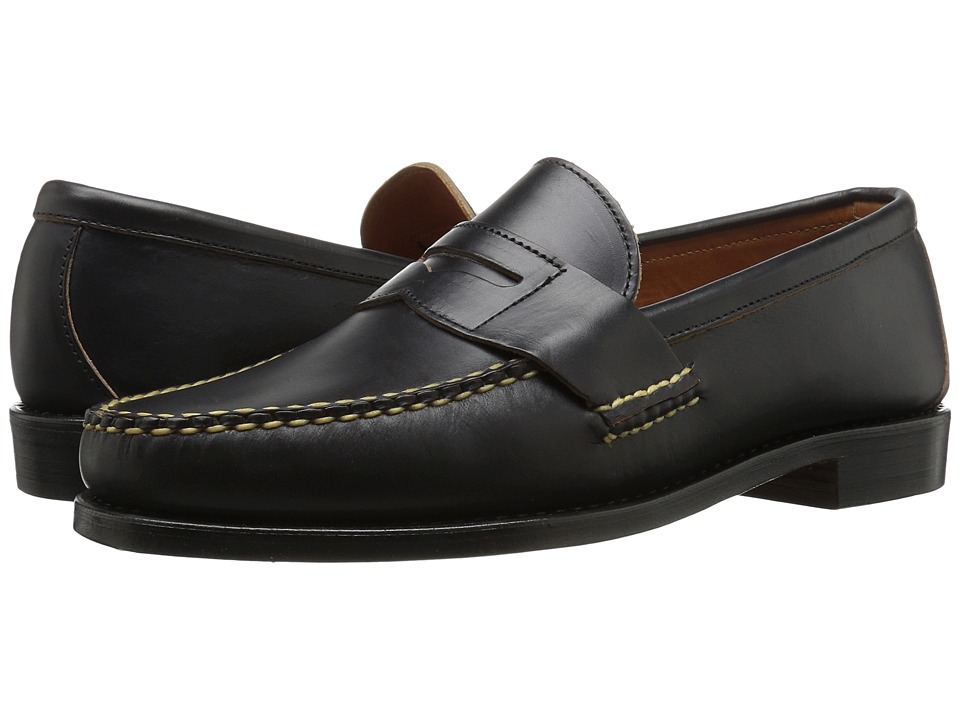 Cole Haan - Penny (Black) Men's Slip on  Shoes