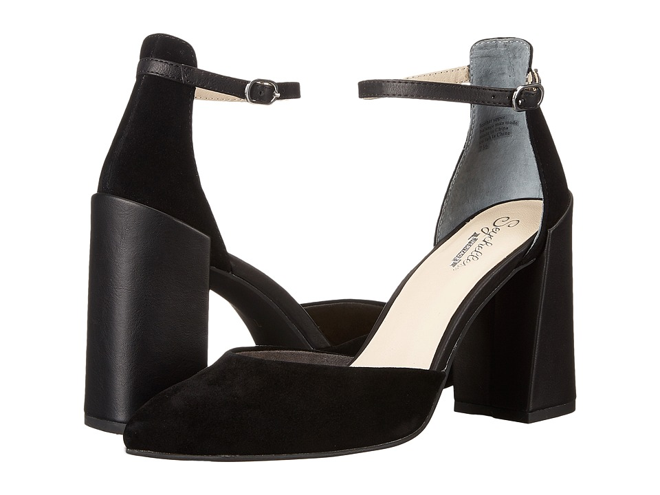 Seychelles Gaggle (Black) High Heels