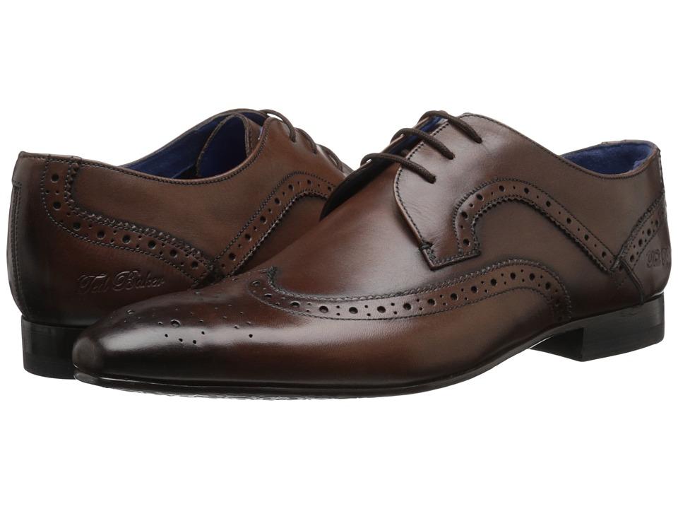 Ted Baker Oakke (Brown Leather) Men