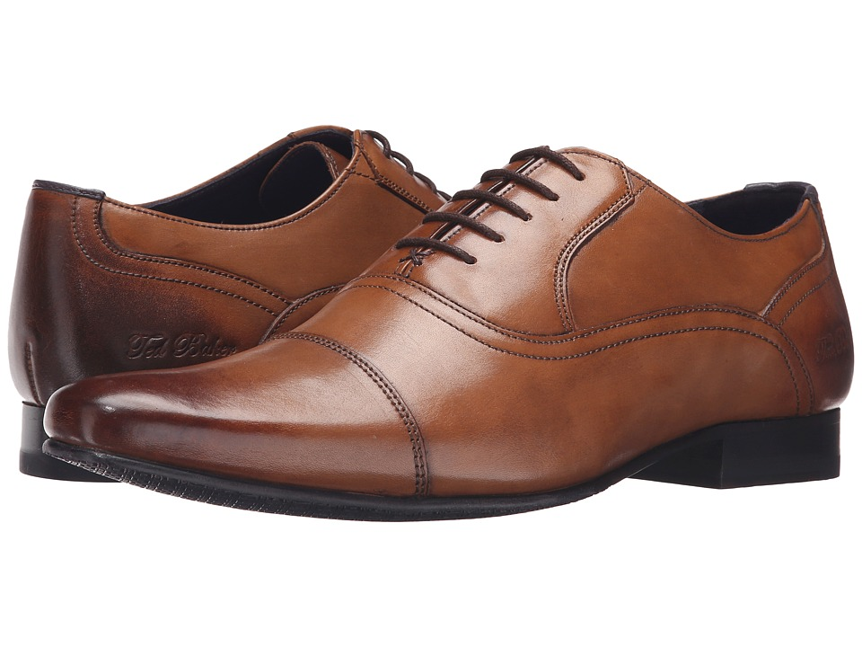 Ted Baker - Rogrr 2 (Tan Leather) Mens Shoes