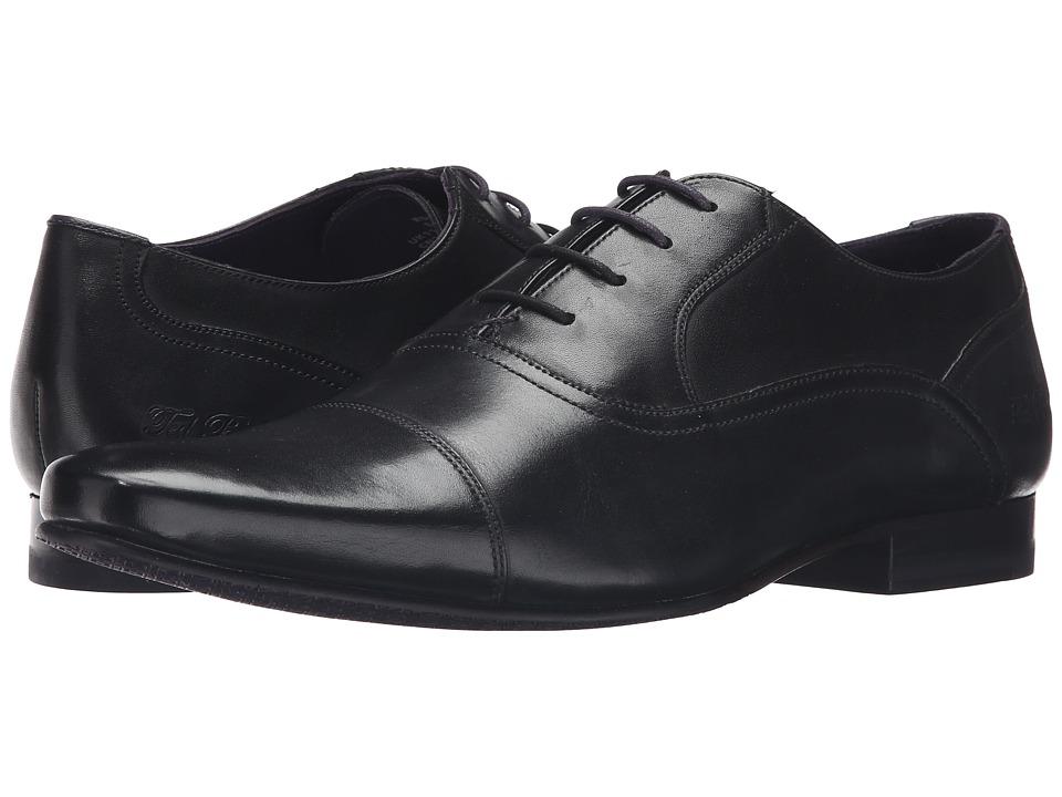 Ted Baker Rogrr 2 (Black Leather) Men