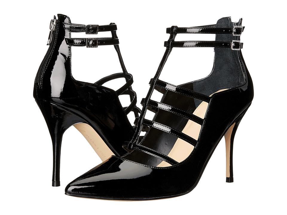 Ivanka Trump - Domin (Black Patent) High Heels