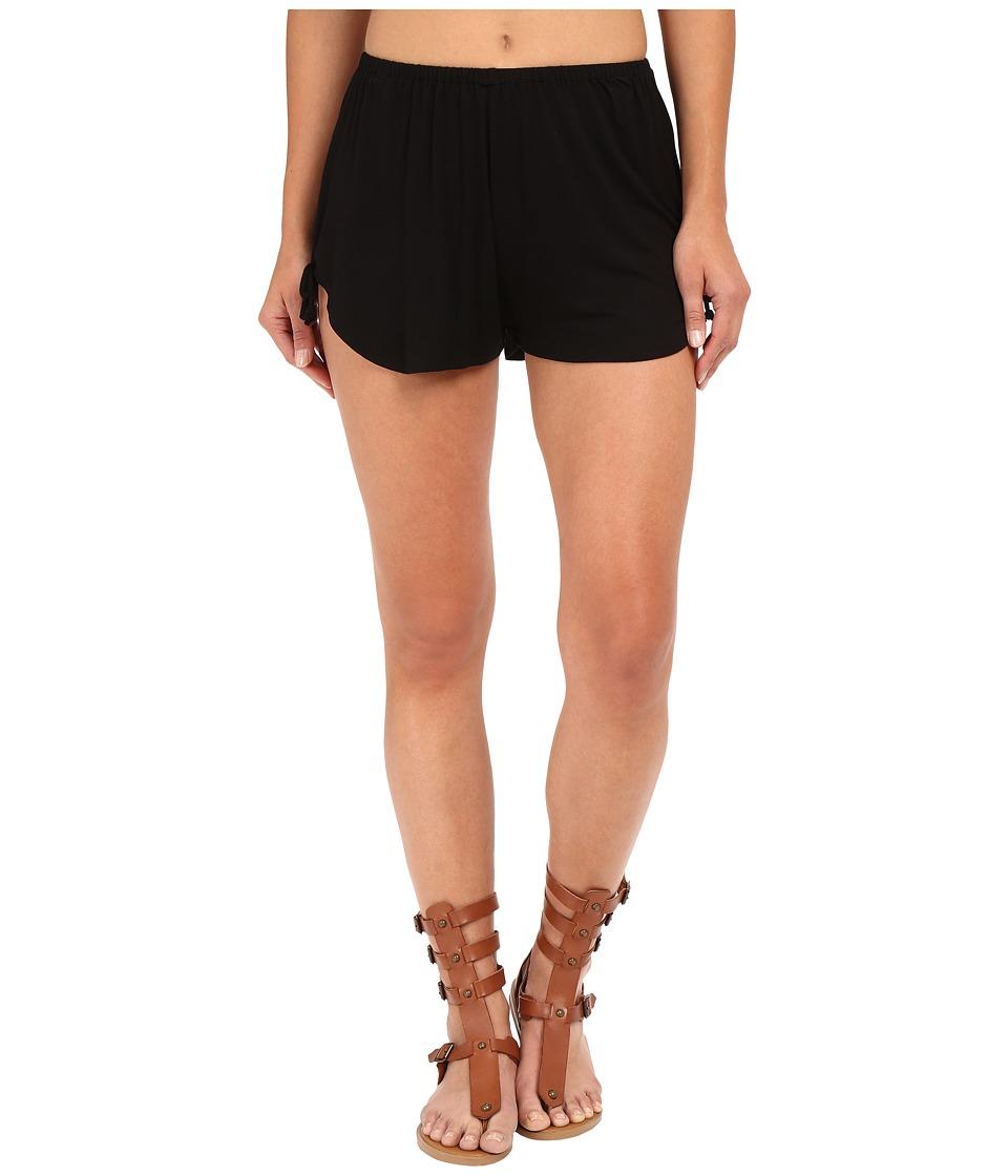 Clayton Lola Shorts Black Womens Shorts