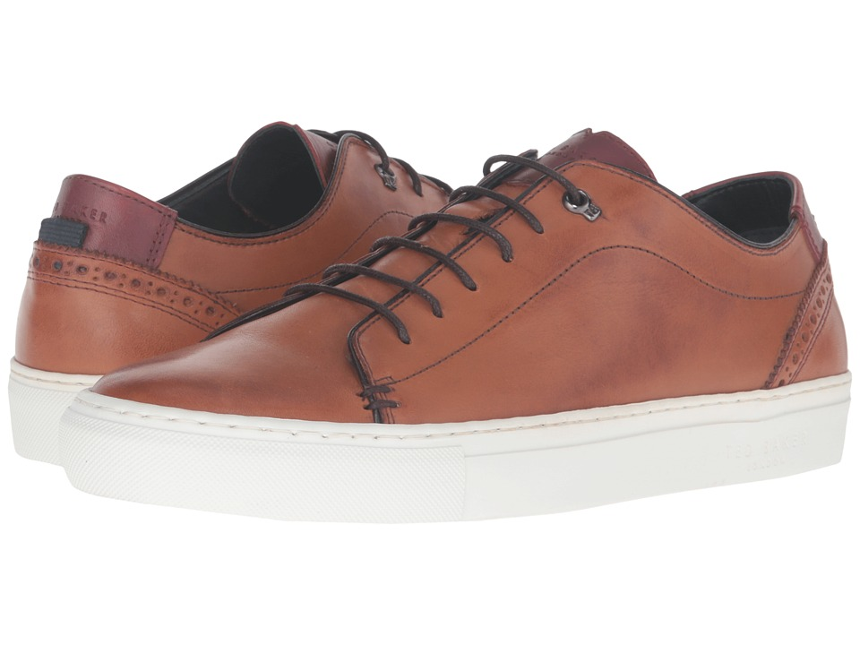 Ted Baker Kiing (Tan Burnished Leather) Men