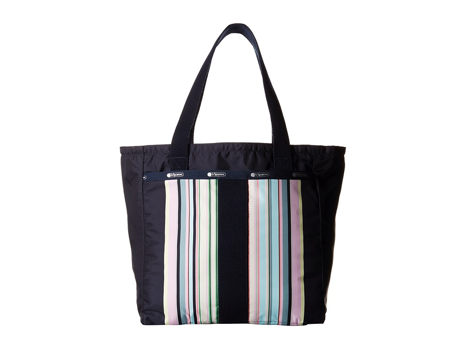 LeSportsac - Small Everyday Tote (Towel Stripe Small) Tote Handbags