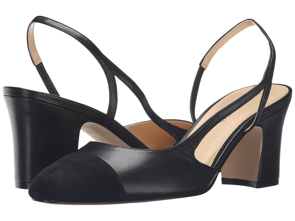 Ivanka Trump Liah (Black Multi Leather) High Heels