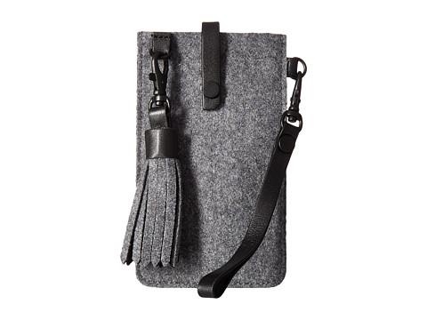 Sherpani Livi Small Phone Bag - Slate