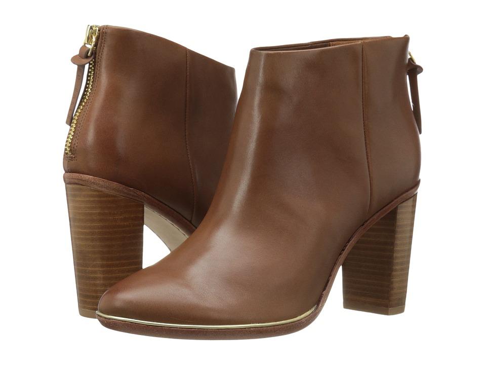 Ted Baker Lorca 3 (Dark Tan Leather) Women's Boots
