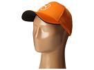 PUMA Golf Kids Cat Patch 2.0 Adjustable Cap (Big Kids) (Vibrant Orange/White)