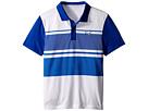 PUMA Golf Kids Pattern Block Polo JR