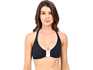 Seafolly Block Party D Cup Halter Top
