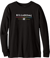 Billabong Kids - Tri-Unity Long Sleeve Tee (Big Kids)