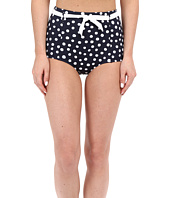 Seafolly - Spot On High-Waisted Bikini Pant