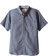 Billabong Kids - All Day Chambray Woven Top (Big Kids)