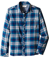 Billabong Kids - Jackson Flannel Long Sleeve Shirt (Big Kids)