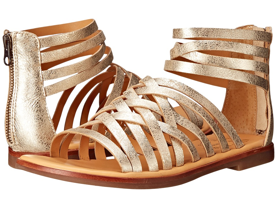 Kork-Ease Palmyra (Gold Metallic) Women