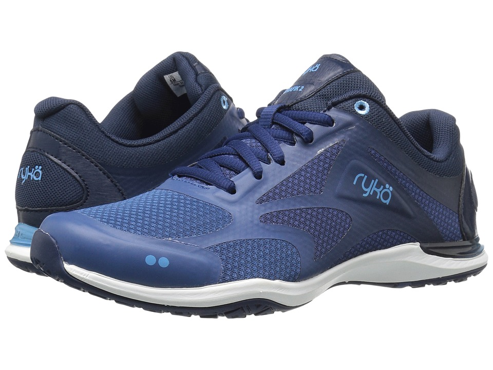 Ryka Grafik 2 (Outer Space/Jet Ink Blue/Dark Blue) Women