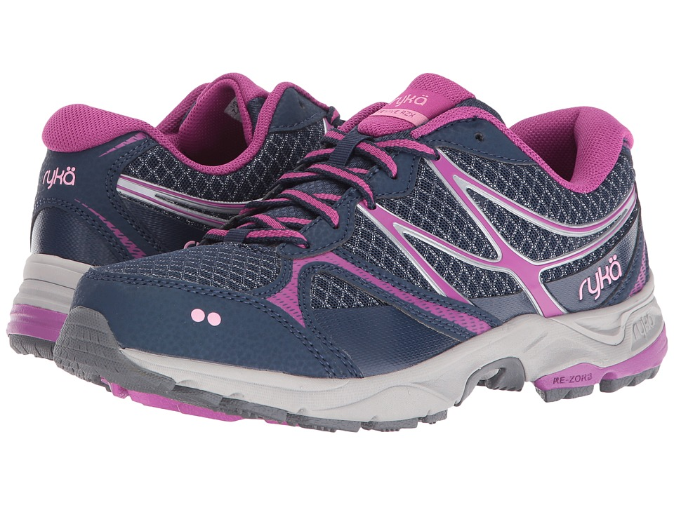 Ryka Revive RZX (Insignia Blue/Vivid Berry/Cotton Candy) Women