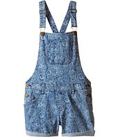 Billabong Kids - Right Around Overall Shorts (Little Kids/Big Kids)