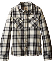 Billabong Kids - Flannel Frenzy Top (Little Kids/Big Kids)