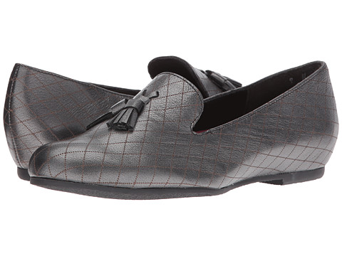 Munro Tallie - Black Graphite Leather