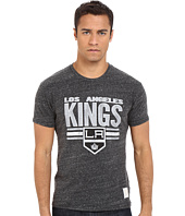 The Original Retro Brand - Short Sleeve Tri-Blend Los Angeles Kings T-Shirt