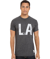 The Original Retro Brand - Mock Twist Short Sleeve Los Angeles Kings T-Shirt