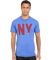 The Original Retro Brand - Short Sleeve Heather New York Rangers T-Shirt
