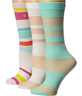 Kate Spade New York - 3-Pack Trouser Socks