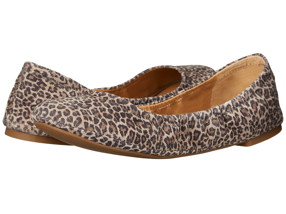 Lucky Brand Emmie (Brindle Persian Leopard) Flats