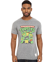 The Original Retro Brand - Short Sleeve Tri-Blend Ninja Turtles T-Shirt