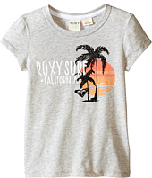 Roxy Kids - Cali Beach Short Sleeve Tee (Toddler/Little Kids)