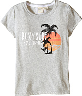 Roxy Kids - Cali Beach Short Sleeve Tee (Big Kids)
