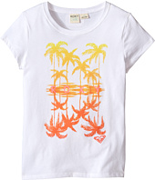 Roxy Kids - Wild Reflections Short Sleeve Tee (Big Kids)