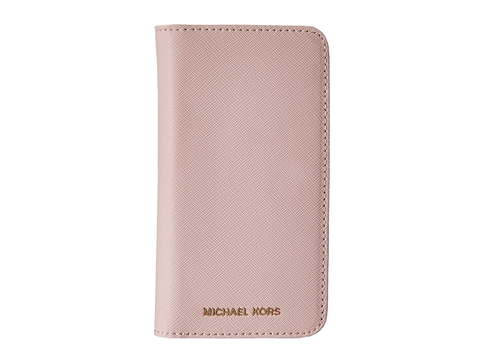 MICHAEL Michael Kors - Electronics Folio Phone Case 6 (Blossom) Cell Phone Case