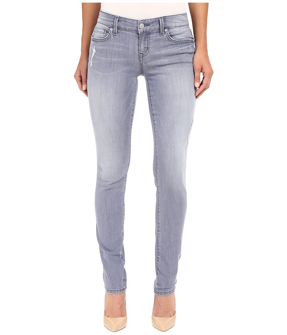 Level 99 Lily Skinny Straight in Violet Violet Womens Jeans