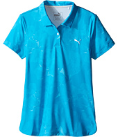 PUMA Golf Kids - Bloom Polo (Little Kids/Big Kids)