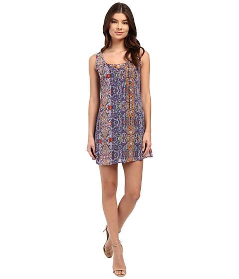 Brigitte Bailey Dilan Sleeveless Lace-Up Dress